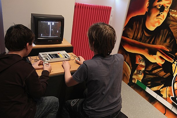 Computer Game Museum Opens