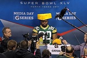 Super Bowl XLV - Media Day