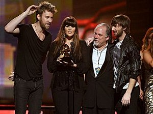 Lady A at The Grammys