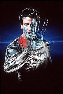Invisible man Sci Fi