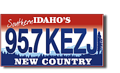 95.7 KEZJ - Southern Idaho's New Country