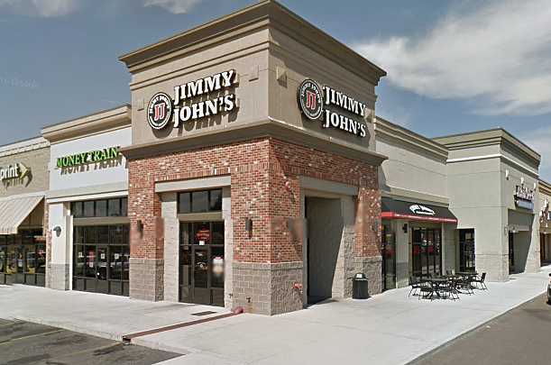 Jimmy John's, Google Maps