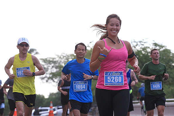 The Hapalua 2017 - Hawaii's Half Marathon