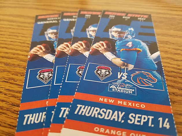 BSU Tickets